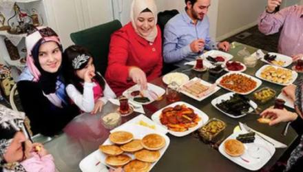 manfaat berdoa setelah makan